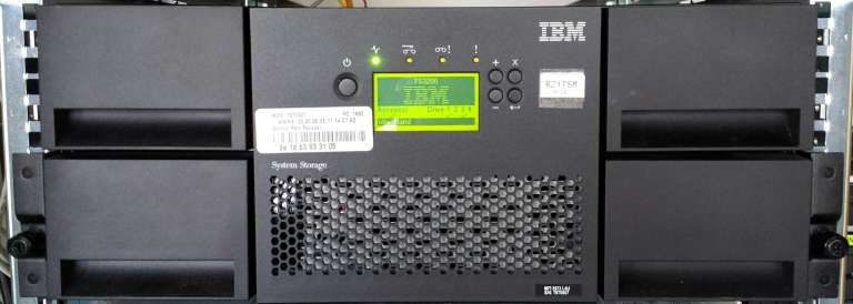 IBM-Tapelib